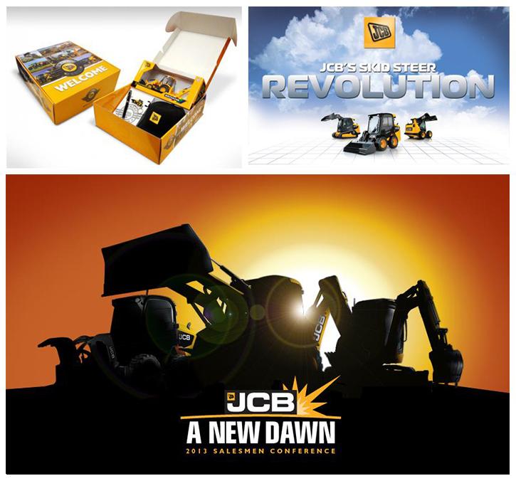 Hoppmann Creative | JCB CONSTRUCTION EQUIPMENT